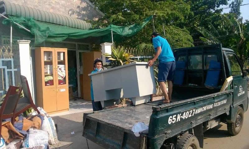 Cho thuê xe tải nhỏ chở hàng tại TP Vinh Nghệ An