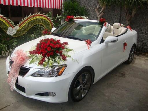 Cho thuê xe hoa đám cưới rước dâu tại Vinh Nghệ An